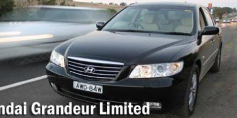2006 Hyundai Grandeur Limited Road Test