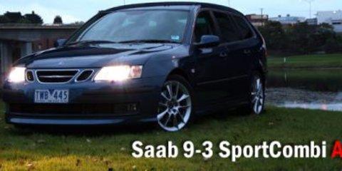 2006 Saab 9-3 SportCombi Aero Road Test