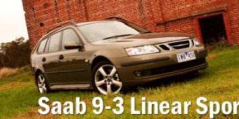 2006 Saab 9-3 SportCombi Linear Road Test