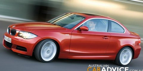 2008 BMW 1 Series Coupe