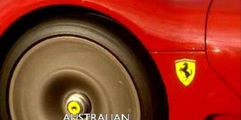 Tour the Ferrari P 4/5