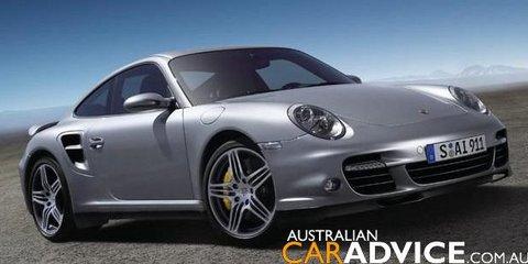Porsche Boxster face-lift