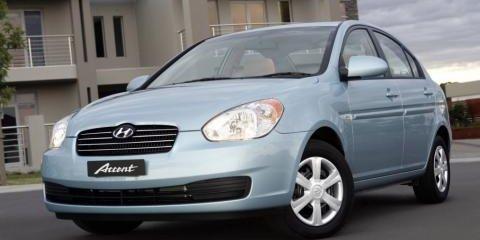 2007 Hyundai Accent Road Test