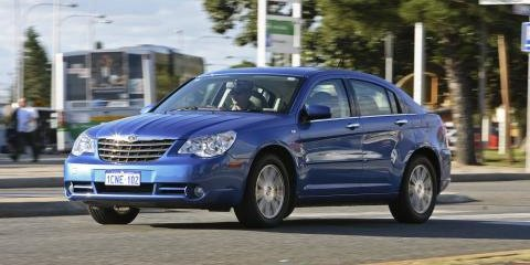 2007 Chrysler Sebring Touring Road Test
