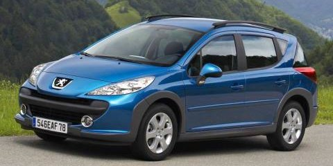 Peugeot 207 SW (Station Wagon) & SW RC
