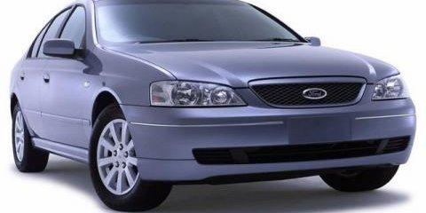 2003 Ford Falcon Futura Warranty Complaint