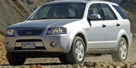 2005 Ford Territory Ghia Warranty Complaint