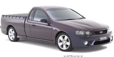 2006 Ford BF Falcon XR8 Ute Warranty Complaint