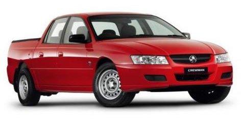 2006 Holden Crewman Warranty Complaint