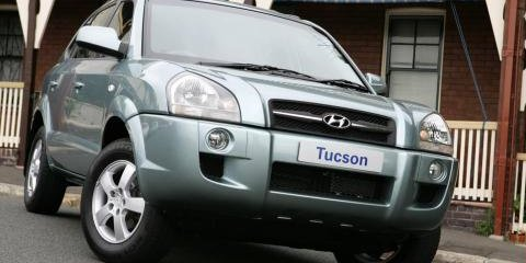 2007 Hyundai Tucson City SX Road Test