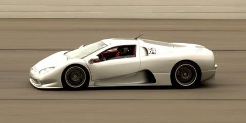 Veyron No Longer World's Fastest