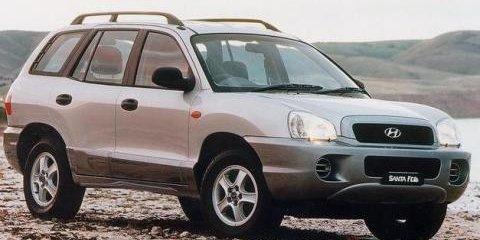 2003 Hyundai Santa Fe Warranty Complaint