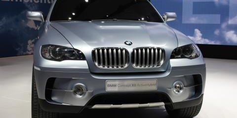 BMW X6 - A closer look