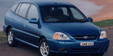 2004 Kia Rio Warranty Complaint