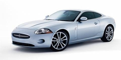 2007 Jaguar XK Coupe Review
