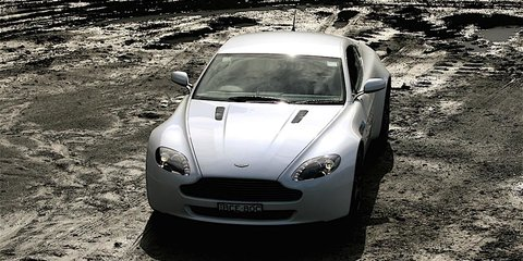 2007 Aston Martin V8 Vantage Road Test