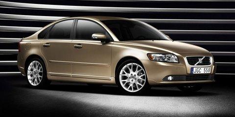 2008 Volvo S40 & V50 Update
