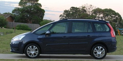 2007 Citroen C4 Picasso Review
