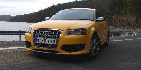 2008 Audi S3 Review