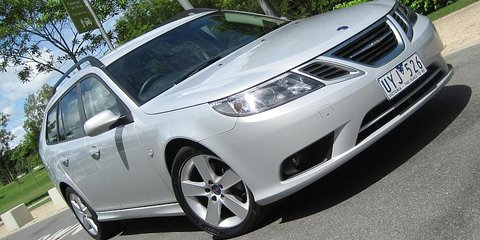 2008 Saab 9-3 SportCombi review