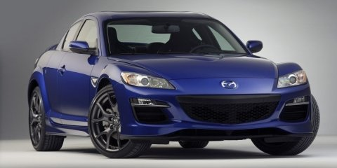 2009 Mazda RX-8 specifications
