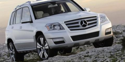 2008 Mercedes-Benz GLK preview
