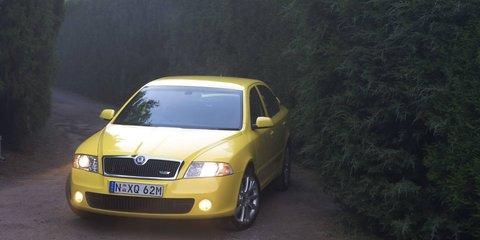 2008 Skoda Octavia RS review