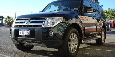 2008 Mitsubishi Pajero Exceed (petrol) review