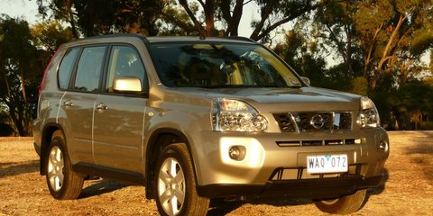 2008 Nissan X-Trail review