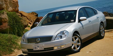 2008 Nissan Maxima ST-L review