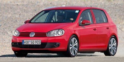 2008 Volkswagen Golf CGI