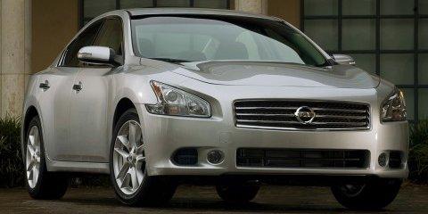 2009 Nissan Maxima revealed