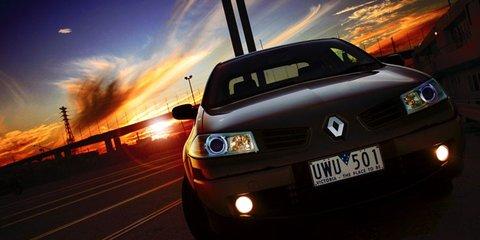 2008 Renault Megane Review