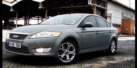 2008 Ford Mondeo TDCi review