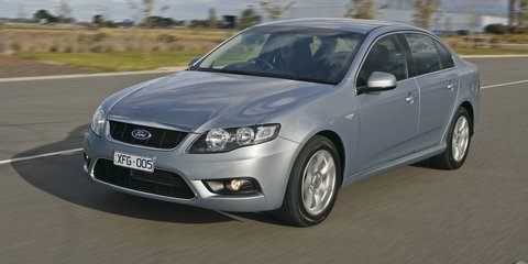 2008 Ford FG Falcon G6 specifications