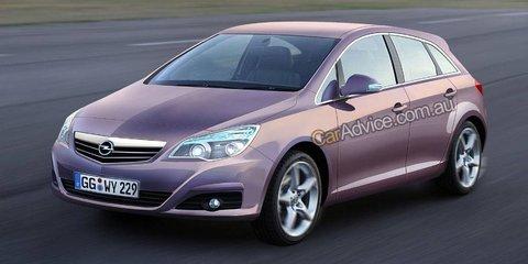 2009 Holden Astra CGI