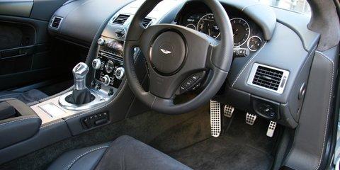 2008 Aston Martin DBS Review
