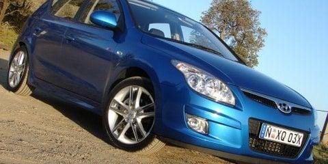 2008 Hyundai i30 Comparo - Petrol vs. Diesel