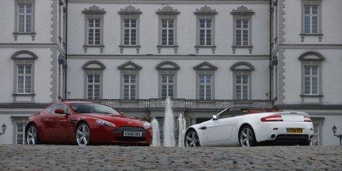 Aston Martin V8 Vantage pricing