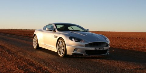2008 Aston Martin DBS Review