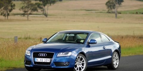 Audi adds to its A5 Coupe line up