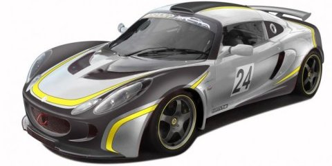Lotus GT series return with Exige GT4