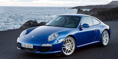 Porsche returns to 'Ring with new 911