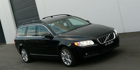 2008 Volvo V70 T6 review