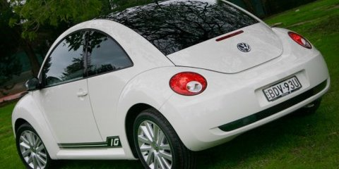 2008 Volkswagen New Beetle Anniversary Edition Review