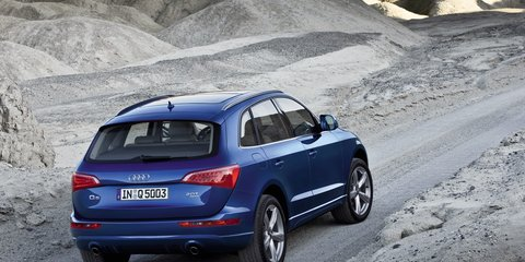 2009 Audi Q5 sports SUV launched