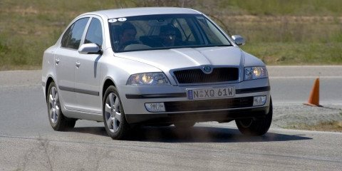 2008 Skoda Octavia 1.8 TFSI review