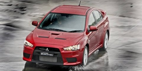 2008 Mitsubishi Lancer Evolution X Review