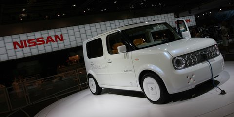 Nissan Cube 2008 London Motorshow