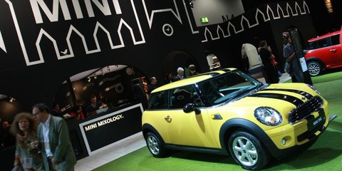 Mini stand 2008 London Motorshow